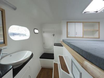 intérieur Voyage 480