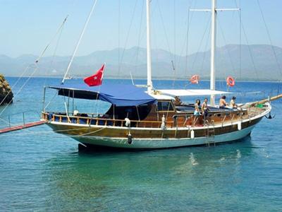 location bateau Lilac