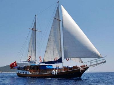 location bateau Mert Bey