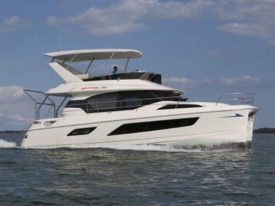 location bateau Aquila 443