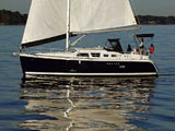 location bateau Hunter 41 DS