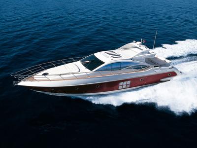 location bateau Azimut 68 S