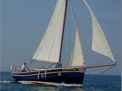 location bateau Pilot Cutter