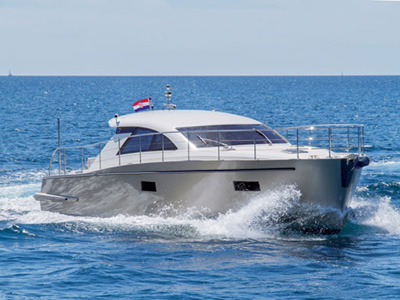 location bateau Cyrus 13.8 Hard