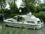 location bateau Eridan