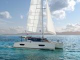 location bateau Fountaine Pajot 40