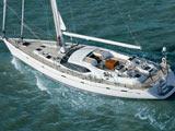 location bateau Oyster 655