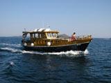 location bateau Model Luka