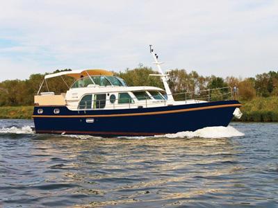 Location bateau  Linssen GS 43.9 AC