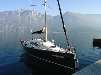 location bateau Nautiner 30S Race