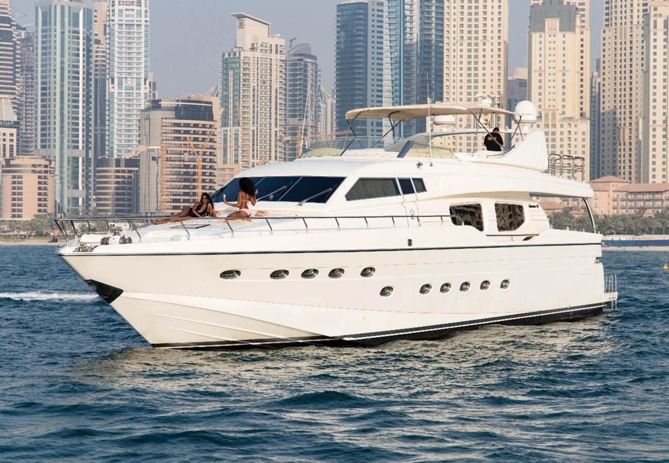 location bateau Technema 80