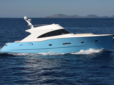 location bateau Lobfish 57