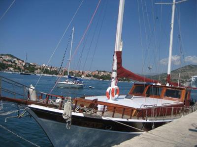 location bateau Pulenat