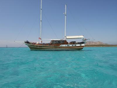location bateau Scorpion V