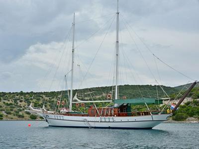 location bateau Alisa