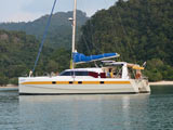 location bateau RB 45