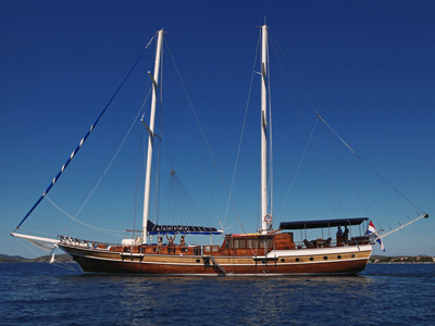 location bateau Kadena