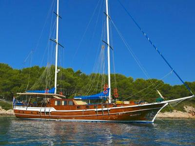 location bateau Malena