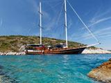 location bateau Perla