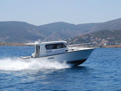 Location bateau  Ocean 33 Cruiser