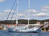 location bateau DVI Marije