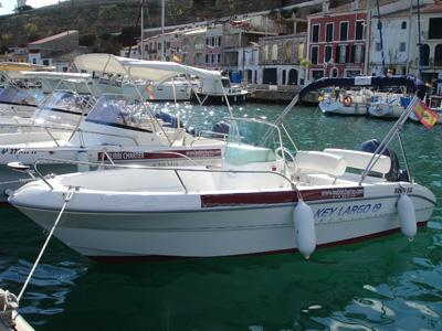 Location bateau  Sessa 19