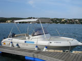 location bateau Pacific Craft 570 Open