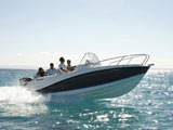 location bateau Quicksilver 605 SD