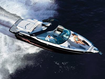location bateau Monterey 288 S.S