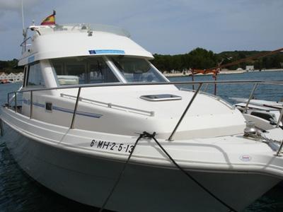 Location bateau  Rodman 900