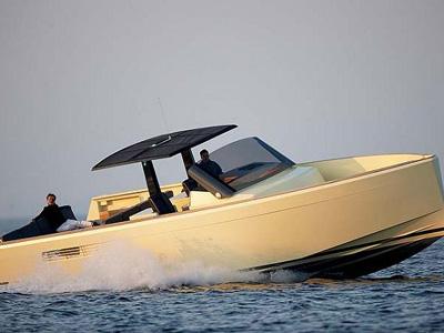 location bateau Fjord 40 Open