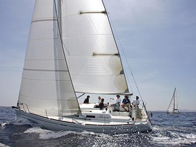 location bateau Dufour 34 E