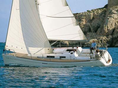 Location bateau  Dufour 34 Ev