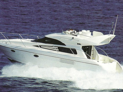location bateau Astondoa 39 GL