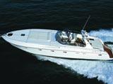 location bateau Rizzardi CR 50 Top Line