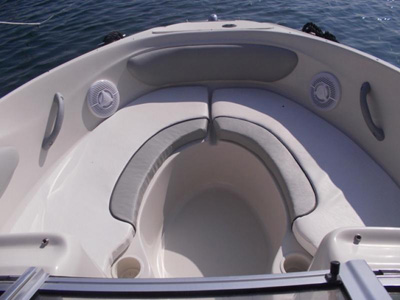 extérieur Sea Ray 205 Sport