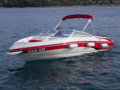 location bateau Bryant 210 Bowrider