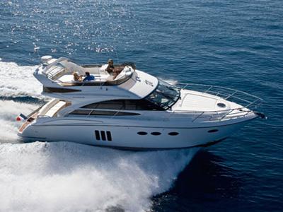 location bateau Princess 50