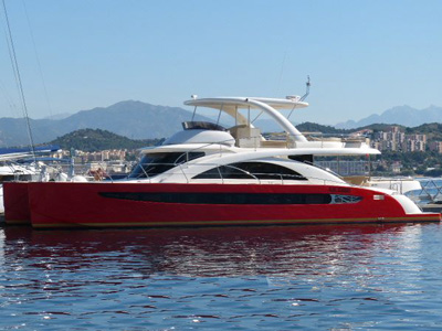 Location bateau  Mattia VG 62