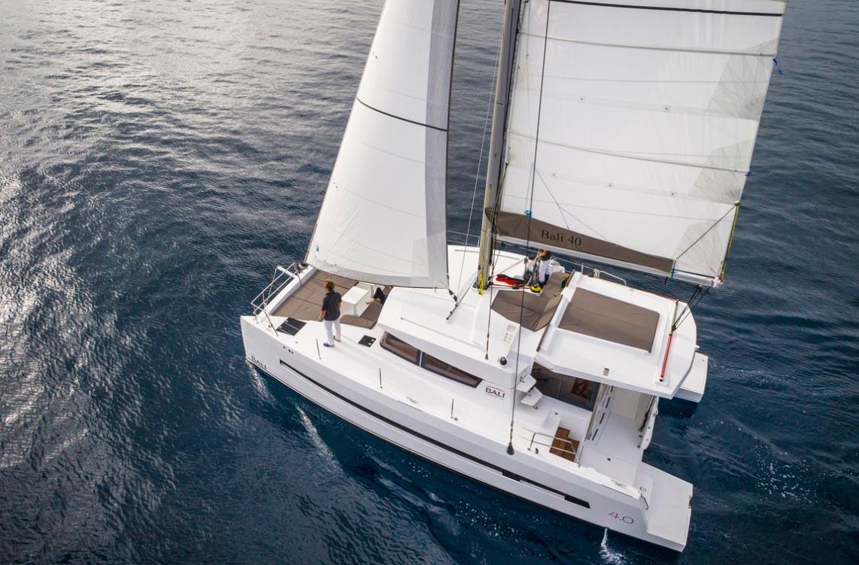 location bateau Bali 4.0