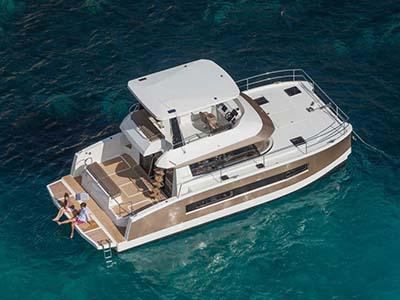 location bateau MY 37