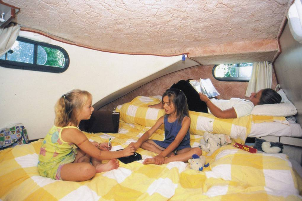 intérieur Confort 900 DP