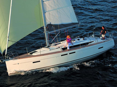 Location bateau  Sun Odyssey 419