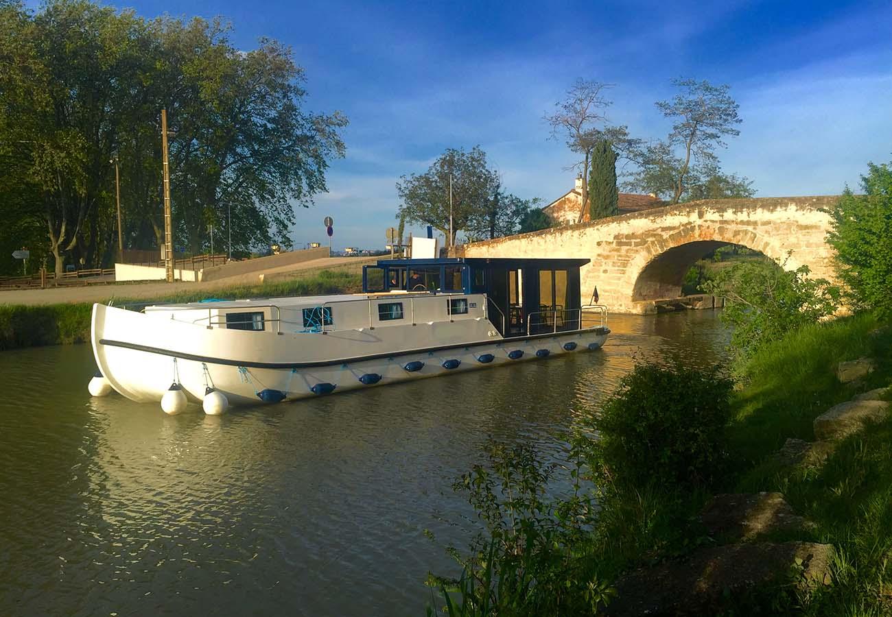 location bateau LaPéniche F