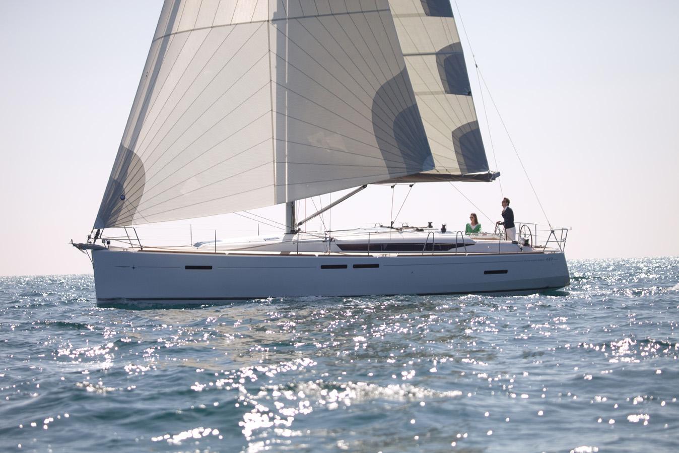 location bateau Sun Odyssey 449