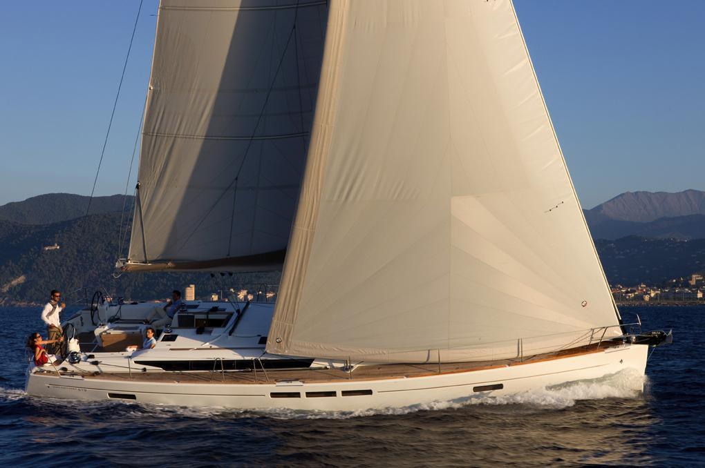 location bateau Sun Odyssey 519