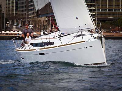 location bateau Sun Odyssey 389
