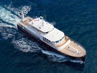 Location bateau  Ocea Commuter 108