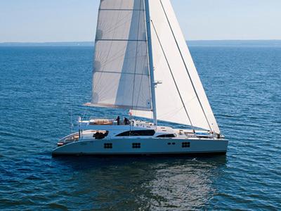 Location bateau  Sunreef 102