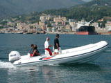 location bateau Selva D640